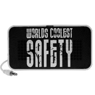 Cool Safeties : Worlds Coolest Safety Travelling Speakers