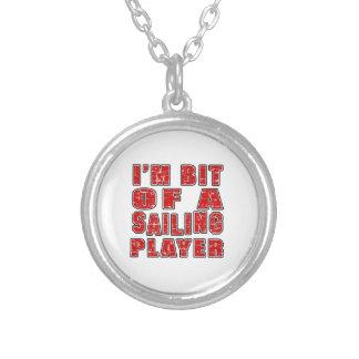 Cool Sailing Designs Custom Necklace