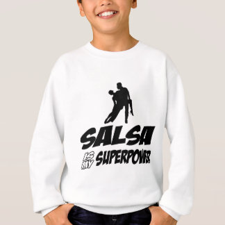 Cool Salsa designs Sweatshirt