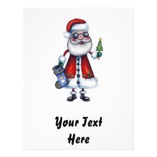 Cool Santa Claus Flyer