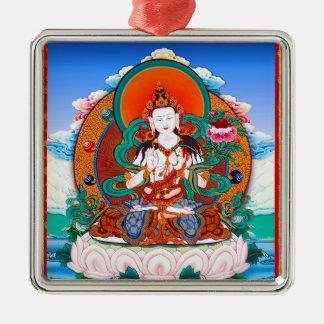 Cool  Sarvanivarana Viskambhin Bodhisattva Mahasat Metal Ornament