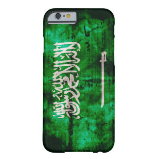 Cool Saudi Flag Barely There iPhone 6 Case