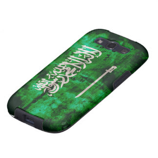 Cool Saudi Flag Galaxy S3 Cases