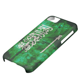 Cool Saudi Flag Case For iPhone 5C