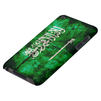 Cool Saudi Flag Barely There iPod Cases