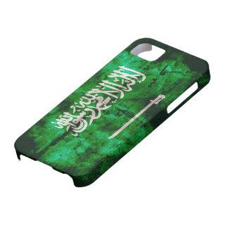 Cool Saudi Flag iPhone SE/5/5s Case