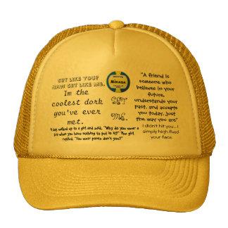 Cool Sayings Trucker Hat