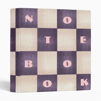 Cool School Notebook Custom Avery Binder