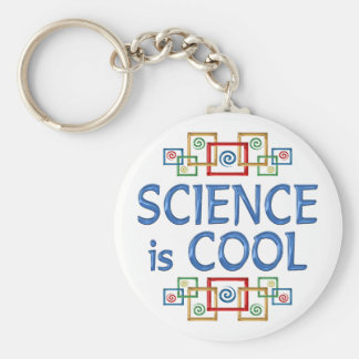 Cool Science Keychains