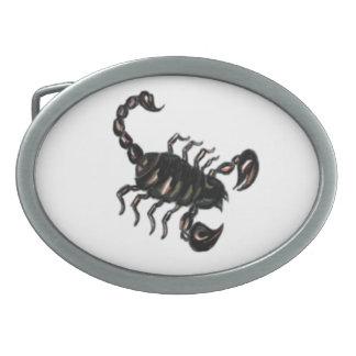 Cool Scorpion Belt Buckle
