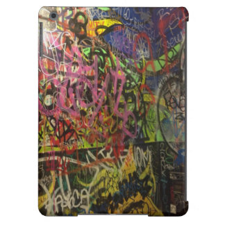 Cool Scribble Graffiti Cover For iPad Air