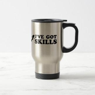 cool scuba dive designs travel mug