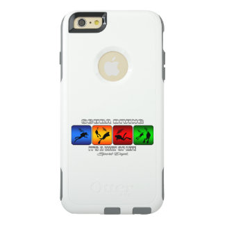 Cool Scuba Diving It Is A Way Of Life OtterBox iPhone 6/6s Plus Case