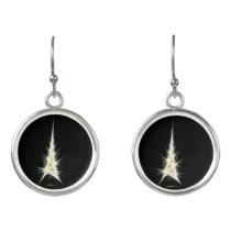 Cool Season's Greetings Earrings