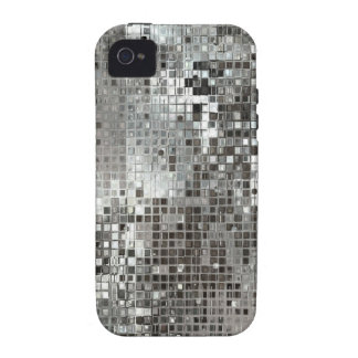 Cool Sequins Look Case-Mate iPhone 4 Cover