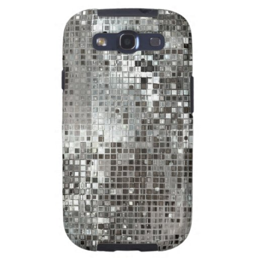 Cooling Case For Samsung Galaxy S3 : Cool sequins look samsung galaxy phone case