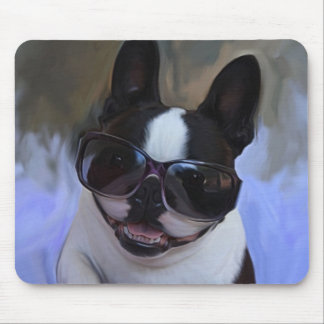 Cool Shades Mouse Pad