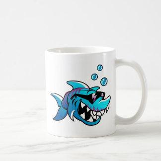 Cool Shark with sunglasses Coffee Mug