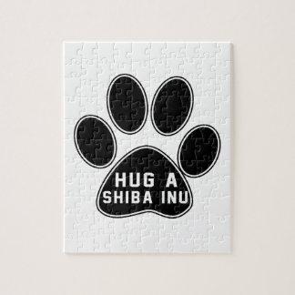 Cool Shiba Inu Designs Puzzle