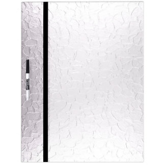 Cool Shiny Stainless Steel Metal Dry-Erase Board