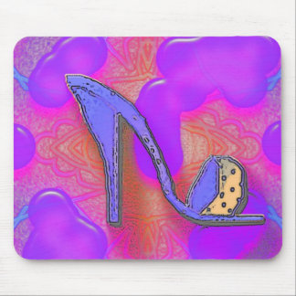 cool shoe mouse pad