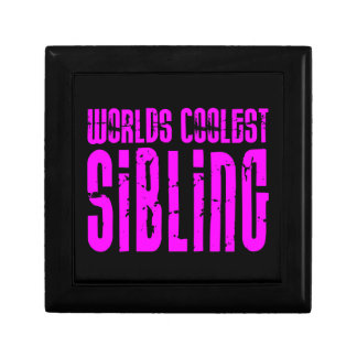 Cool Siblings + Pink : Worlds Coolest Sibling Gift Boxes