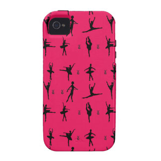Cool Silhouette Ballet.jpg Vibe iPhone 4 Covers