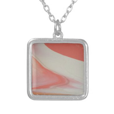 Beach Themed Cool Silver Plated Necklace