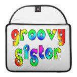 Cool Sisters Birthdays Christmas : Groovy Sister Sleeves For MacBooks