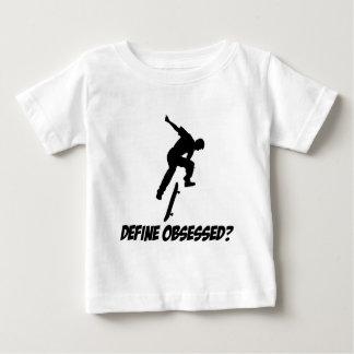 Cool Skateboarding designs Baby T-Shirt