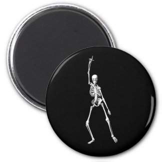 Cool Skeleton Magnet