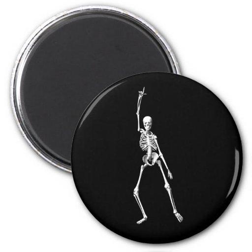Cool Skeleton Magnet