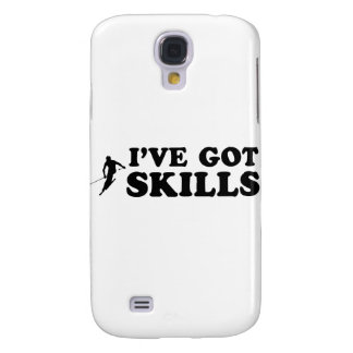 cool skiing designs galaxy s4 cases