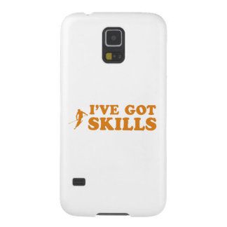 cool skiing designs galaxy s5 case