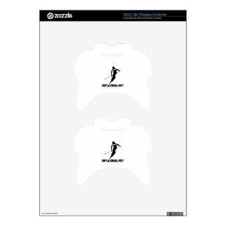 Cool Skiing designs Xbox 360 Controller Skin