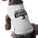 Cool Skin Cancer Survivor Pet Clothing