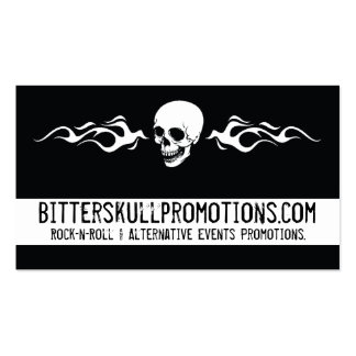 Cool Skull Business Cards