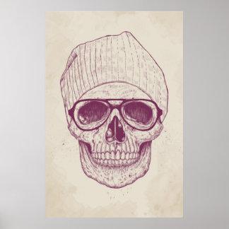 Cool skull print