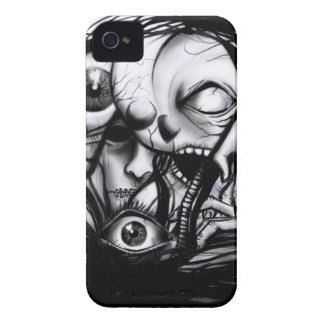 Cool Skulls and Gore Iphone case