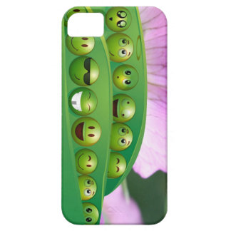 Cool Smiley Peas in-a Pod Multiple Product selecte iPhone 5 Cases