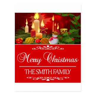 COOL SMITH FAMILY DESIGNS POSTCARD