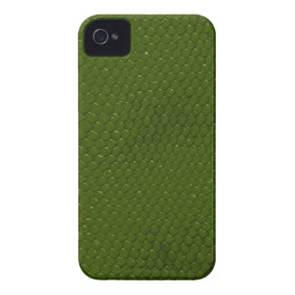 Cool snakeskin pattern case. iPhone 4 cover