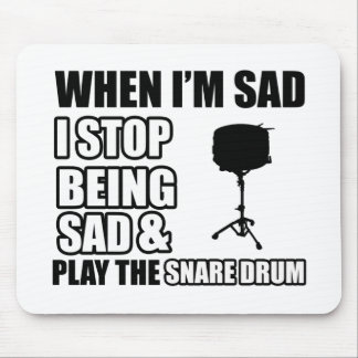 Cool Snare drum designs Mouse Pad