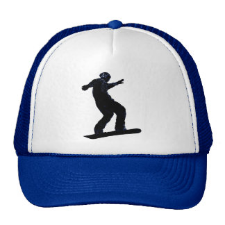 Cool SNOW BOARDER Collection Trucker Hat