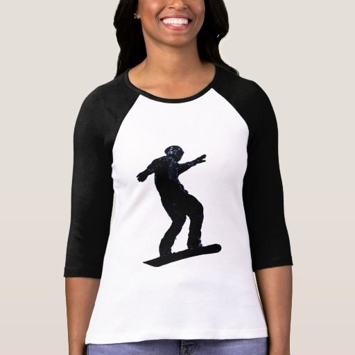 Cool SNOW BOARDER Collection T-shirts