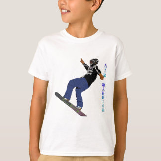 Cool SNOW BOARDER Winter Sport Series T-Shirt