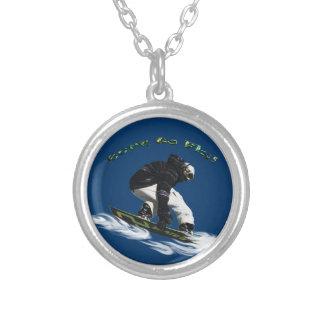 Cool Snow Boarder Winter Sports Theme Jewelry