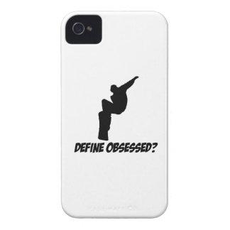 Cool snowboard designs iPhone 4 case