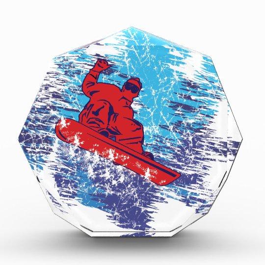 Cool Snowboarder Award