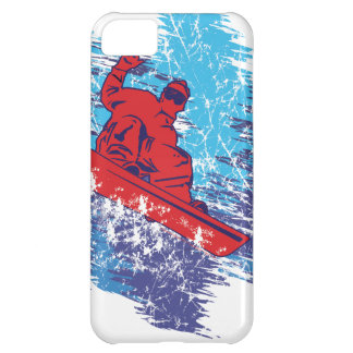 Cool Snowboarder iPhone 5C Cover